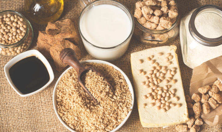 豆乳の栄養成分と3つの効果