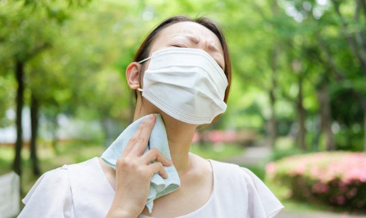 夏マスクの熱中症に要注意!熱中症対策おすすめ5選!