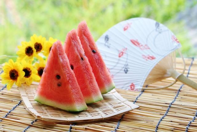 夏に旬を迎える美味しい果物5選!選び方のポイントも紹介