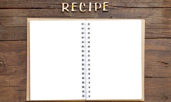 料理のレパートリー表で献立の悩みからサヨナラ!表の作り方のポイント